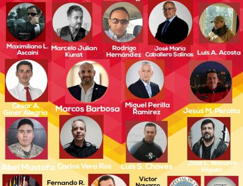 Participación del despacho Caballero Salinas en el «Congreso Virtual Iberoamericano de Formación Profesional de Protección, Custodia y Seguridad Personal